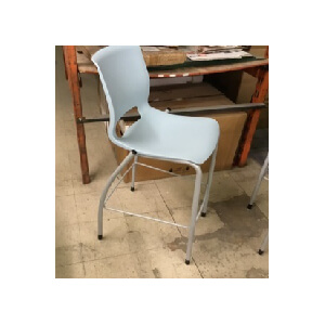 white chair- in ofs interiors- in stock